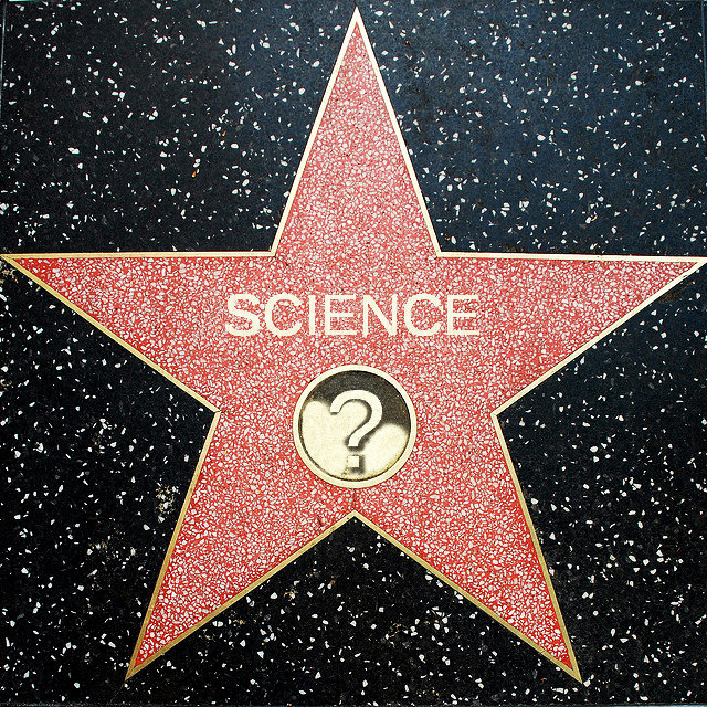 Walk of Fame Science