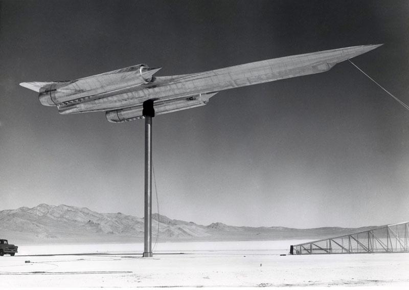 A-12 Archangel Radar Testing