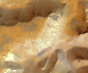 Immagine da Google Mars