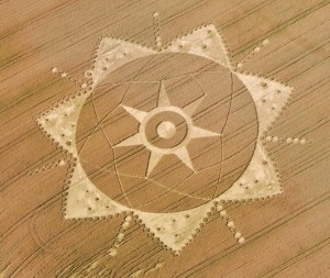 Cerchio nel grano Enki-Ea (Poirino 2011)