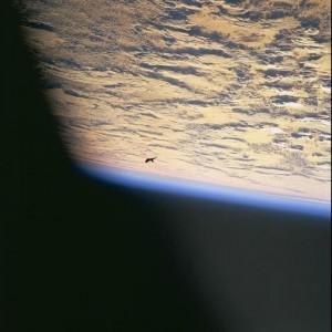Space debris - Credits: Nasa