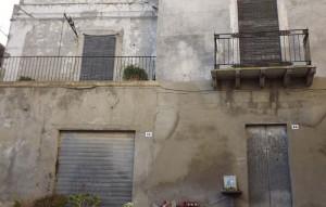 L'abitazione di Pietraperzia