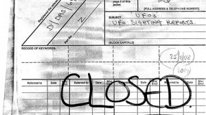 Closed-Ufo-Documents