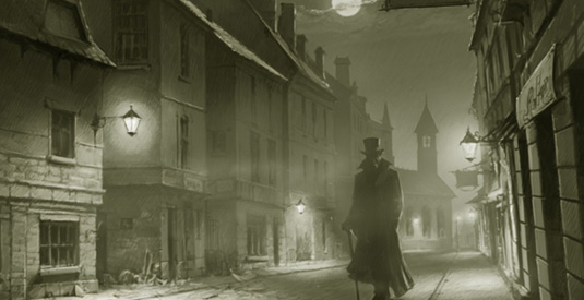 Jack the Ripper banner