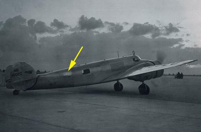 Earhart-airplane