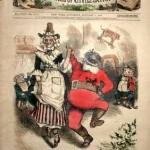 Santa Claus Harper Weekly 2
