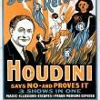 Houdini: un mito che non muore mai