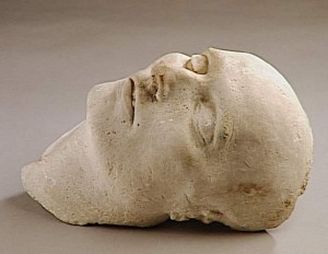 Fig. 4 - La maschera Bertrand alla Malmaison