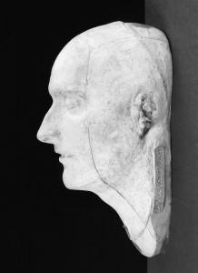 Fig. 5 - Calco del Louvre (della sottoscrizione 1833)