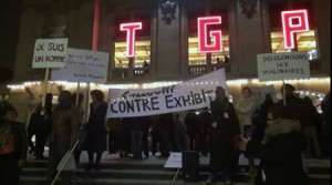 African rebellion spreads to France as Exhibit B in Paris is latest to fall - 27 November 2014