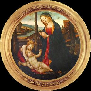 Madonna-Col-Bambino-e-San-Giovannino---1400s-png_175359