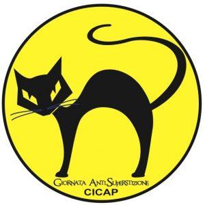 Il gatto nero della Giornata Anti Superstizione organizzata dal CICAP