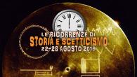 Storia e scetticismo: gli anniversari dal 22 al 28 agosto