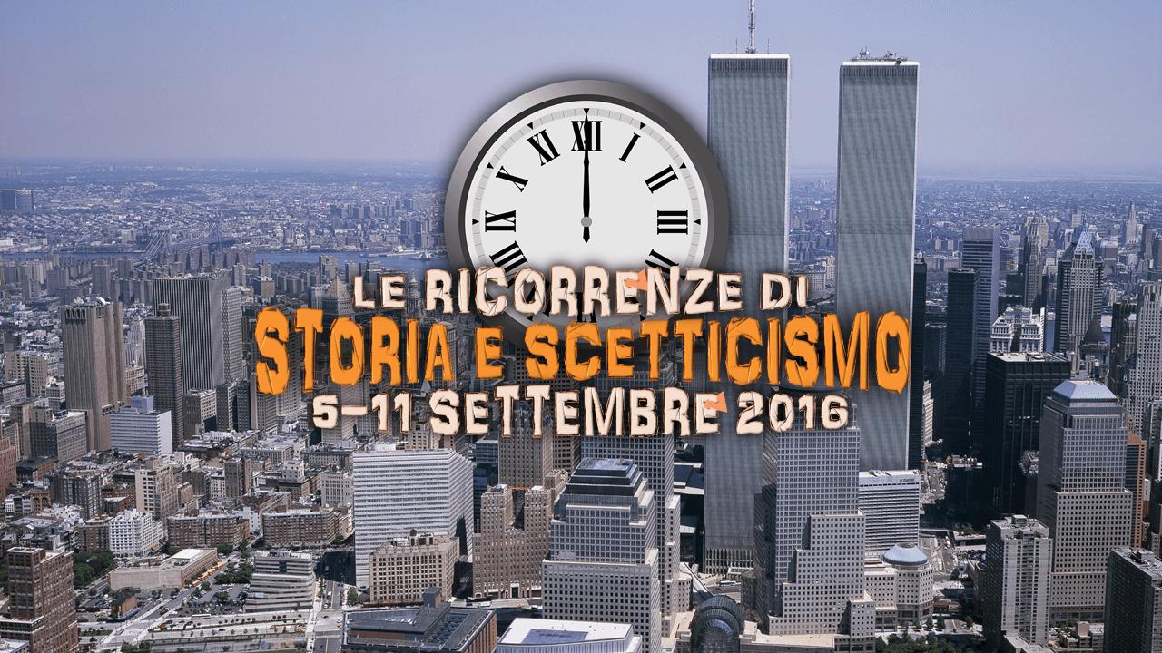 Storia e scetticismo: gli anniversari della settimana dal 5 al 11 settembre