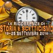 Storia e scetticismo: gli anniversari della settimana dal 19 al 25 settembre