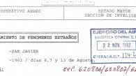Declassificazione documenti UFO: dalla Spagna una (non) novità