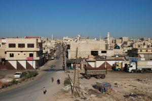 La città di Marra, in Siria, come appariva nel 2009; oggi è stata duramente colpita dalla guerra civile in corso nel paese (credit: Bertramz/Wikipedia, CC BY 3.0)