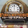 Storia e Scetticismo: gli Anniversari dal 10 al 16 aprile