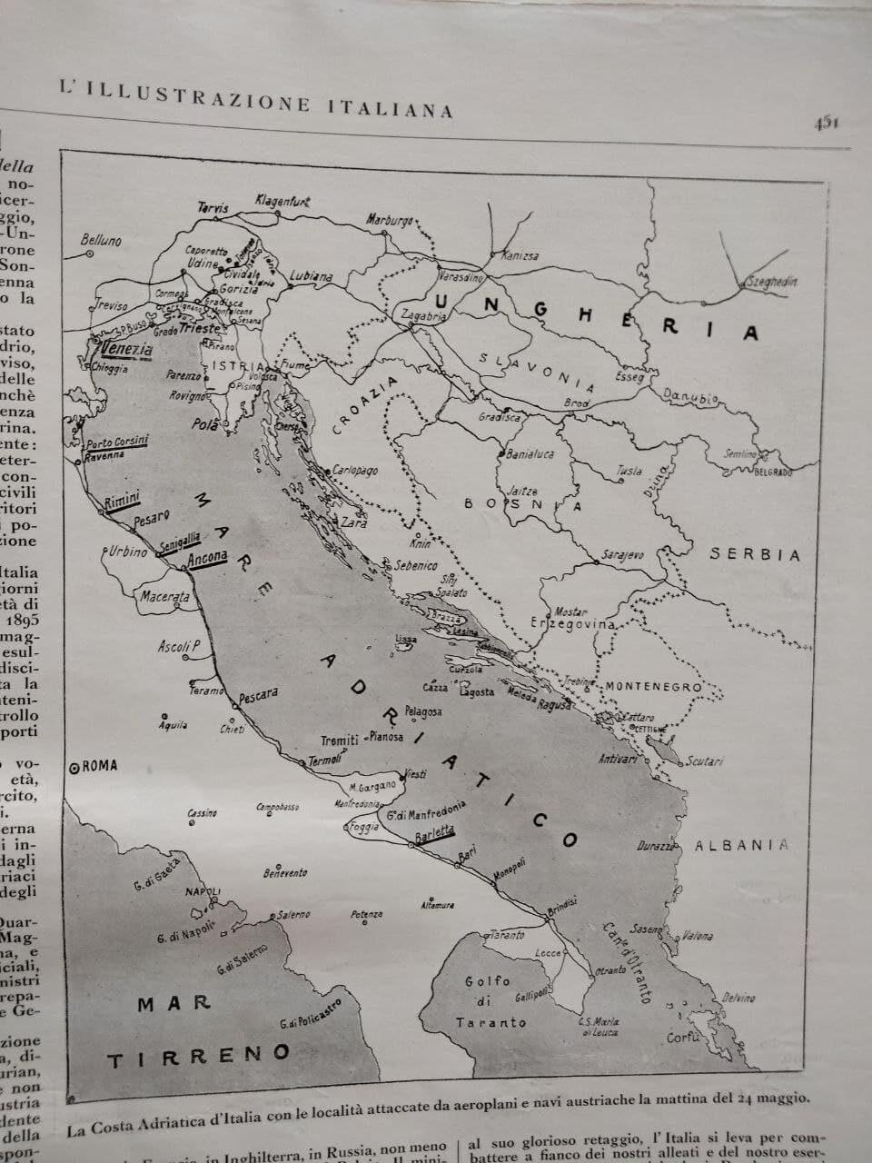 Cartina D Italia 1915.I Preti Spia Degli Austriaci Una Leggenda Della Prima Guerra Mondiale Query Online